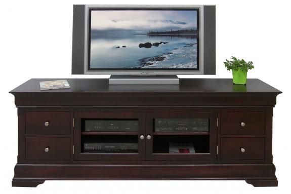 "Photo of Phillipe 84"" HDTV Cabinet"
