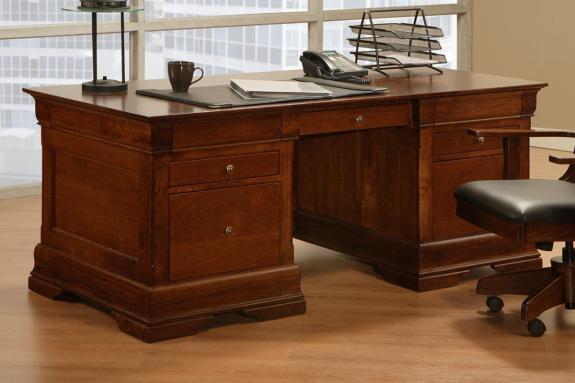 Photo of Phillipe Executive Desk