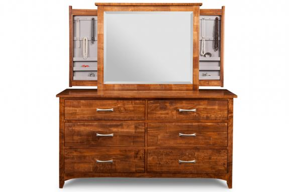 Photo of Glengarry Dresser & Jewellery Mirror