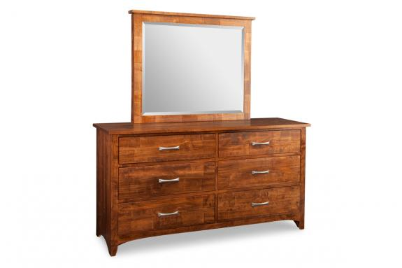 Photo of Glengarry 6/Drawer Dresser & Mirror
