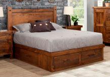 Rafters Condo Bed