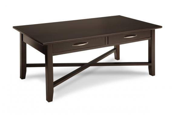Photo of Demilune Rectangle Coffee Table