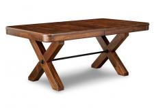 Saratoga X Base Dining Table