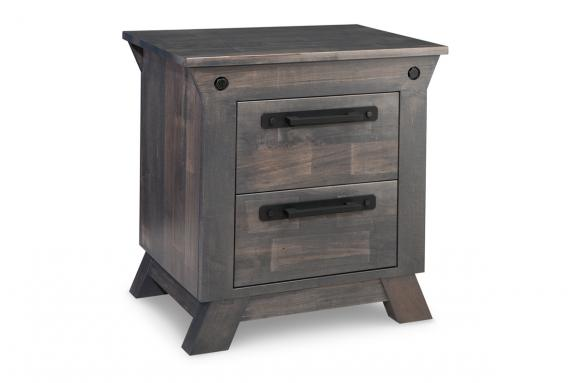 Photo of Algoma 2 Drawer Night Stand