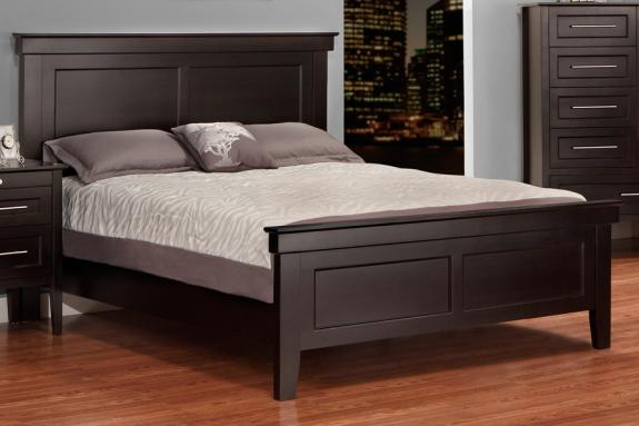 Photo of Stockholm Queen Bed With Low Footboard