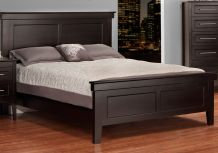 Stockholm Queen Bed With Low Footboard