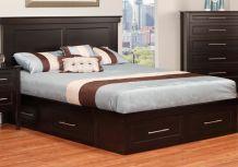 Stockholm Queen Condo Bed