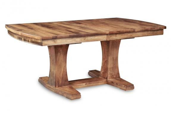 Photo of Stockholm Double Pedestal Table