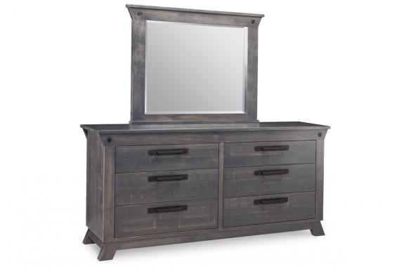 Photo of Algoma 6 Drawer Long Dresser