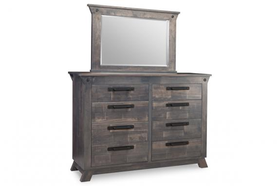 Photo of Algoma 8 Drawer High Dresser
