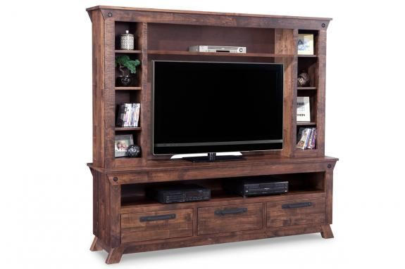 Photo of Algoma HDTV Unit with Hutch