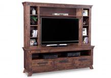 Algoma HDTV Unit with Hutch