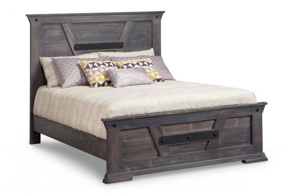 Photo of Algoma Queen Bed with Low Footboard