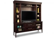 "Stockholm 74"" HDTV Cabinet With Hutch"