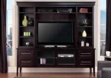 "Stockholm 84"" HDTV Cabinet With Hutch"