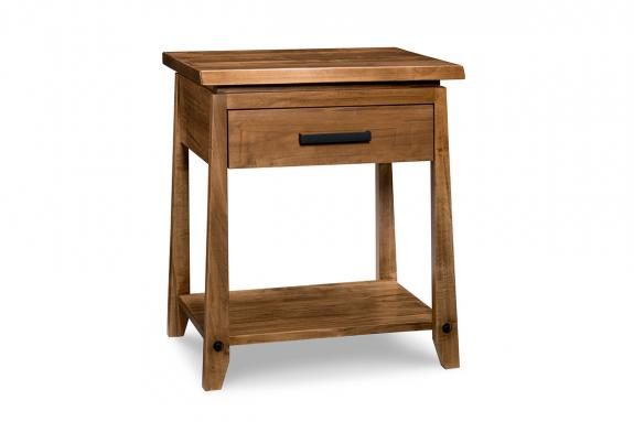 Photo of Pemberton 1 Drawer Open Nightstand