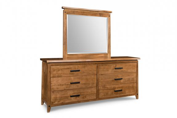 Photo of Pemberton Long Dresser & Mirror
