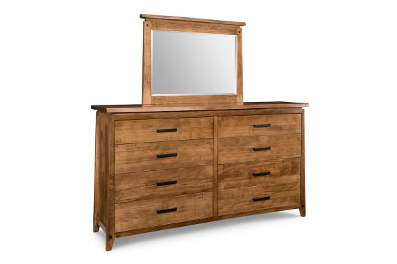 Photo of Pemberton Long High Dresser & Mirror