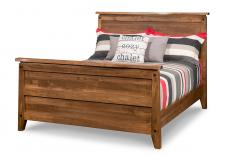 Pemberton Bed with High Footboard