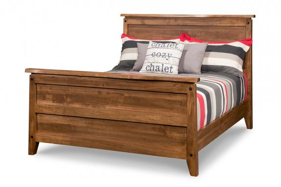 Photo of Pemberton Bed with High Footboard
