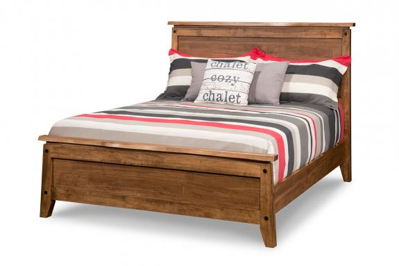 Photo of Pemberton Bed with Low Footboard