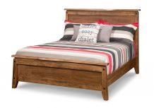 Pemberton Bed with Low Footboard