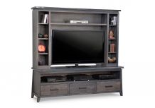 Photo of Pemberton HDTV Cabinet with Hutch