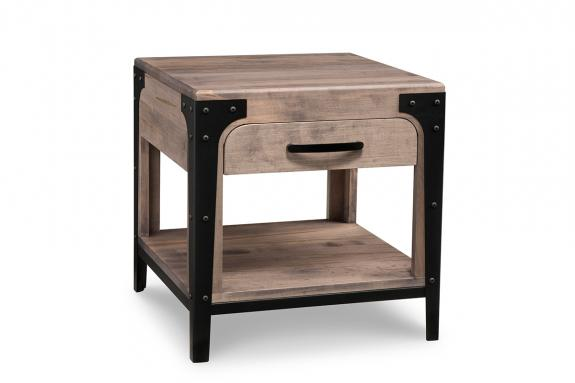 Photo of Portland End Table