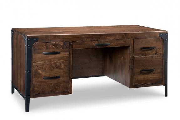 Photo of Portland 28x64 Executive Desk