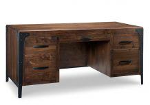 Photo of Portland 28x64 Executive Desk