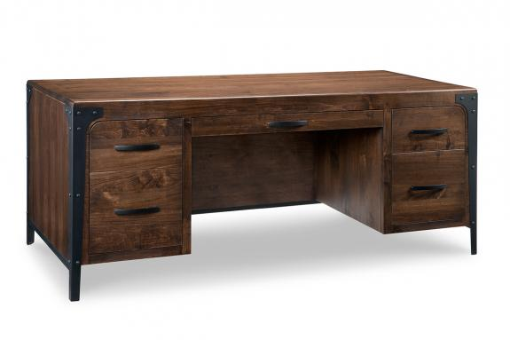 Photo of Portland 32x72 Executive Desk