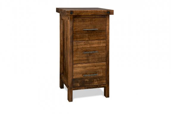 Photo of Rafters 3 Drawer File Cabinet