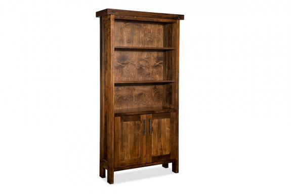 Photo of Rafters Open Bookcase /Doors