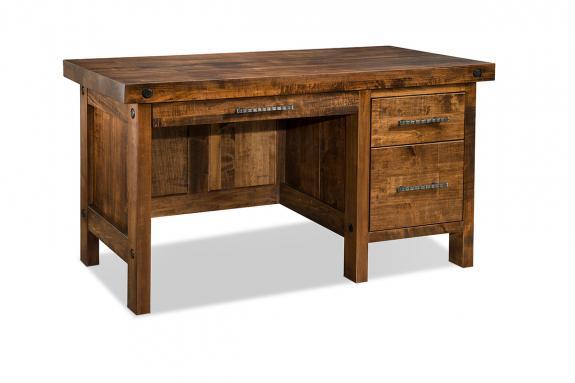 Photo of Rafters Single Pedestal Desk
