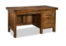 Rafters Single Pedestal Desk
