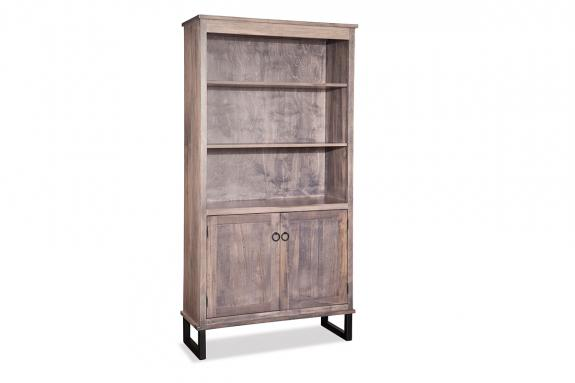 Photo of Cumberland Bookcase w/Doors