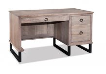 Cumberland Single Ped Desk