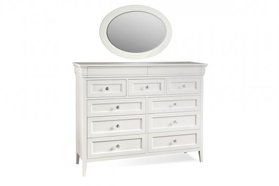 Photo of Monticello Dresser & Mirror