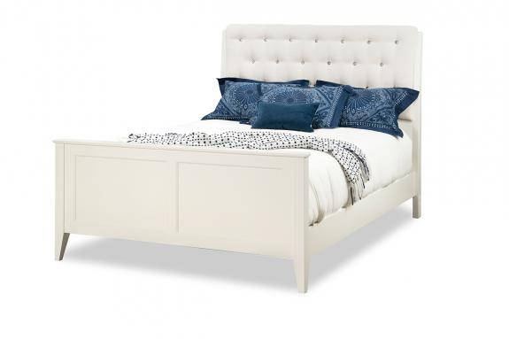 Photo of Monticello Queen Bed with High Footboard
