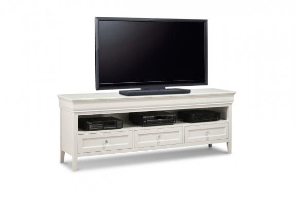 "Photo of Monticello 74"" HDTV Cabinet"