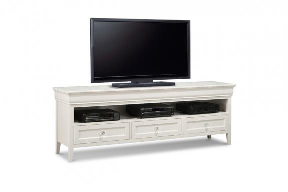"Photo of Monticello 84"" HDTV Cabinet"