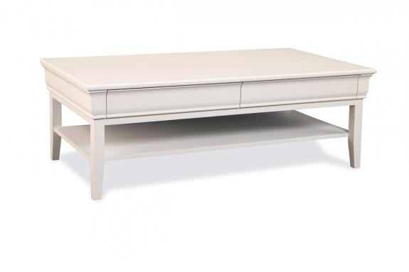 Photo of Monticello Rectangle Coffee Table