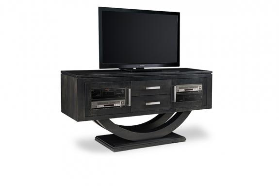 Photo of Contempo Pedestal HDTV Cabinet