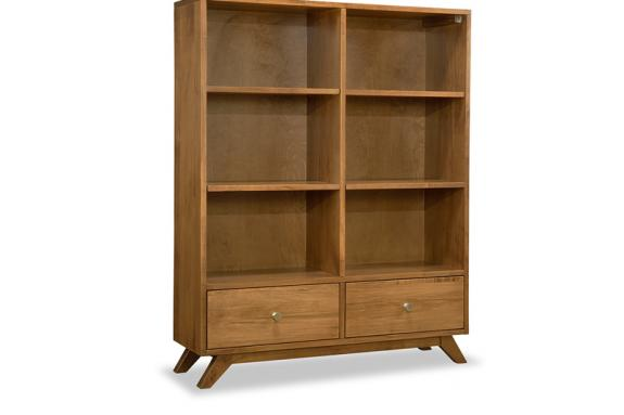 Photo of Tribeca Bookcase with 2 Drawers