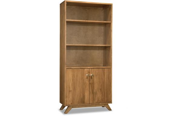 Photo of Tribeca Bookcase with Doors