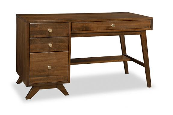 Photo of Tribeca Single Ped Desk
