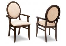 Sonoma Padded Back Arm Chairs