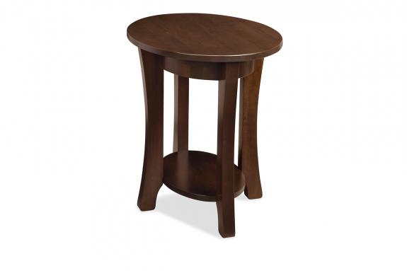 Photo of Yorkshire Oval End Table