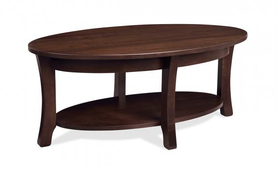 Photo of Yorkshire Oval Coffee Table