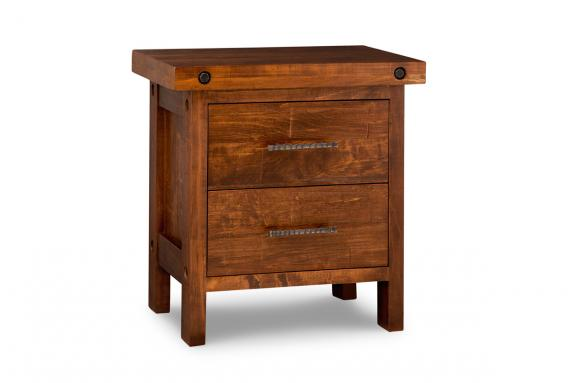 Photo of Rafters Nightstand
